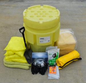 HazMat (Chemical) Spill Kits