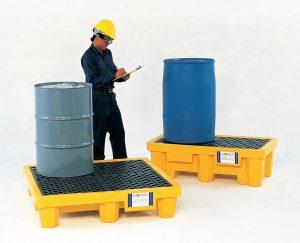 Spill Pallets & Decks